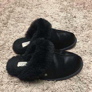 Ugg Scuffette II Satin Slippers